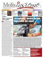 Molisinsieme N° 03 - 2014 - Diocesi di Isernia