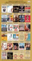 Stagione Cinematografica 2014/2015 Cinecircolo Romano