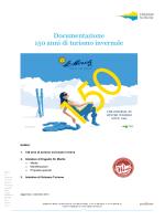 Documentazione 150 anni di turismo invernale