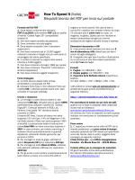 How To Spend It (Italia) Requisiti tecnici del PDF per