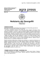 n. 3 - Accademia dei Georgofili