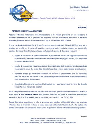 allegato 8 Equitalia - Federazione UGL