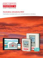 Centraline climatiche HCC