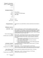 Formato Europeo per il Curriculum Vitae - Modello