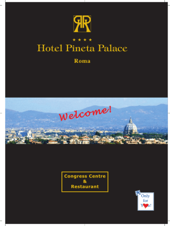 12 pagine HPP 2014 - Hotel Pineta Palace