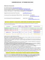 Riferimenti e Numeri Utili