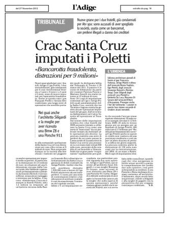 Crac Santa Cruz imputati 1 Poletti