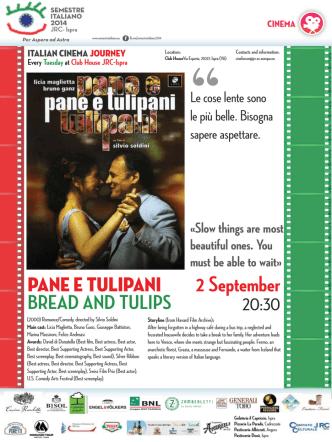 2 September - Semestre Italiano