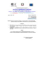 Nomina Coordinatore di Settore prof. Galietta Scuola Sec. di 1