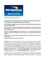 IDN 2014 Comunicato stampa 6 novembre conf stampa