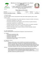 USR-LAZIO PIANO ANNUALE DI LAVORO Docente