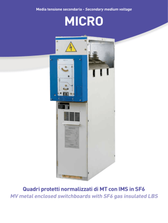 Catalogo MT - Quadri Serie MICRO