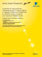 Fascicolo informativo valido dal 01/07/2014