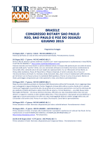 2-RIO SAO IGU - JUN2015 - Rotary Distretto 2110