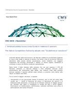 antitrust adotta nuove linee guida in materia di sanzioni