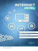 INTERNET ADSL - Clouditalia