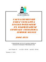 Cure Intermedie ex Riabilitazione G.G.