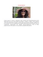VIVIANA INSACCO Viviana Insacco è, insieme a Alessandro Cagni