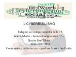 Indagine Cyberbullismo Alunni 3A i.c.n3 Quartu