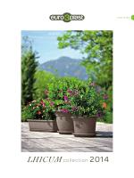 collection 2014 - Discomgrup. Garden complements