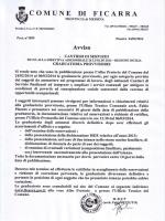 #-.{c,.r - Comune di Ficarra