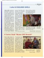 """I colori di GIULIANO GHELLI Il Centro Studi """"Museo GEO Bruschi"""""""