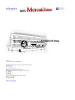 Rapporto ARGENTINA - infoMercatiEsteri