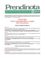 n. 6 del 16 maggio 2014 - Confesercenti Ravenna