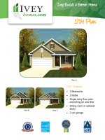 1714 Plan - Ivey Homes