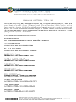 Verbale commissione 08.05.2014