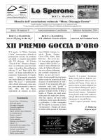 scarica la versione in pdf - Associazione Culturale Mons. Centra