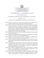 Piano della trasparenza - Istituto Comprensivo San Giovanni