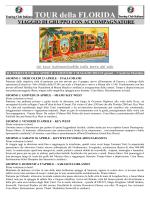 Programma Florida - Touring Club Italiano
