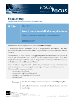 Fiscal News n. 326 del 11.11.2014 - Isee. Nuovi