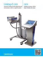 Brochure Limitag V5 Quadricromia (LCMYK) IT
