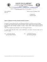 295 Comunicato olimpiadi di italianoRisultatiIstituto