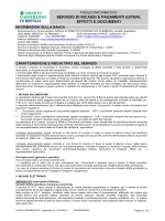 effetti e documenti - Banca di Credito Cooperativo di Brescia