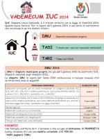 Vademecum Iuc 2014 - Comune di Busto Arsizio