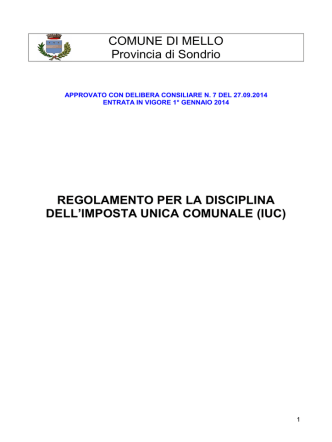 07 allegato approvazione regolamento IUC