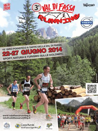 Brochure 2014 - Val di Fassa Running