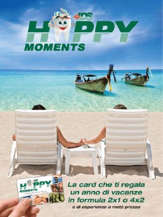 Come ottenere la card IDS HAPPY MOMENTS Vicino a Te nella