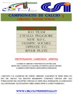 torneo circolo italia 2014-2015