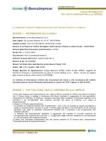 Mutui Chirografari - Banca di Credito Cooperativo di Conversano