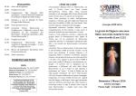 Domenica 2 Marzo 2014 - Iniziativa di Comunione