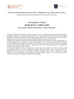 Agenda Resilient landscapes_ENG - Ordine dei Geologi delle Marche