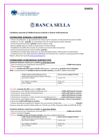Banca Sella: Pubblici Esercizi - Unione del Commercio di Milano