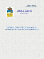 Rassegna24 - Comune di Sabaudia