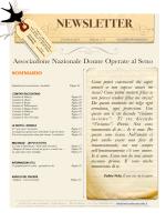clicca qui - Associazione Nazionale Donne Operate al Seno