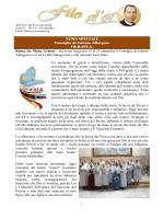 NEWS SPECIALE Consiglio di Istituto Allargato CO.D.IST.A. Roma