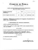 Al6 COMUNE DI FERLA